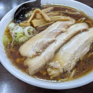 鶴岡市「麺工房 太麺屋」麺がうまい!スープもうまい!