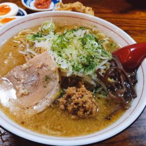 天童市「麺屋 猿神」この味噌は初めて!自分的レボリューション