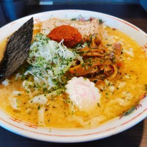 仙台市「太平楽」の辛味噌ラーメン