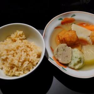 0117朝食:小田原おでん