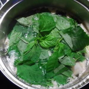 0301夕食:水炊き