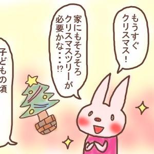 クリスマスツリー飾る?