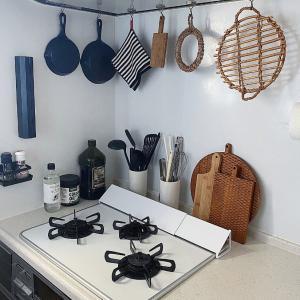 【DAISO】キッチン収納のおしゃれな救世主発見☆