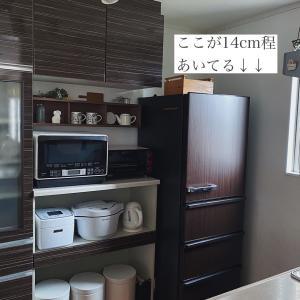 【ポチレポ】収納の大物ポチでキッチン収納劇的改善!?