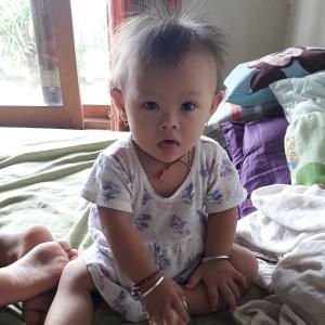 娘☆1歳の誕生日まであと8日!!