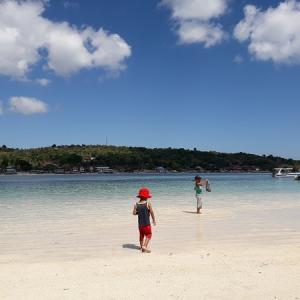 レンボンガン島で私がお気に入りの場所♪