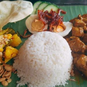 【コロナ失業生活】ナシレマ がようやく食べれるようになった平日のお昼