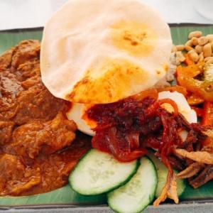 【コロナで失業中】マレーシア料理を楽しむ失業者の平日のお昼
