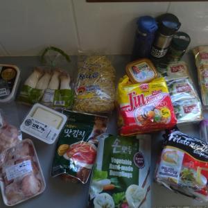【韓国スーパーで沢山買ってしまった】アジア系スーパーが充実しているのはオーストラリアの良いところ
