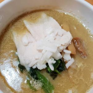 鶏白湯醤油ラーメン、サービス