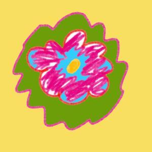 花、イラスト