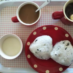 娘の朝食と夕食とお弁当