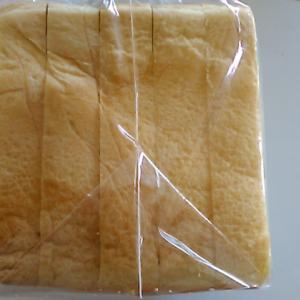 №1はピーナッツパンとささ身