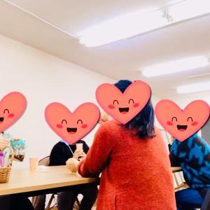 あさりと小松菜の卵スープ【やせ塾の茶話会】