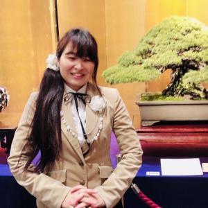 2/14 上野 東京都美術館 国風盆栽展 素敵な出会いがありました
