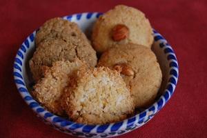 """モロッコのクッキー""""グリバ""""でお茶タイムを"""
