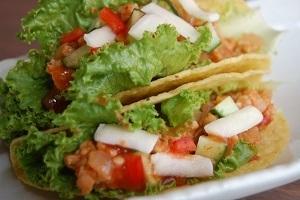 肉なしオートミールで置き換えダイエット! メキシコ風タコス
