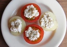 オートミールの簡単ダイエットレシピ!食物繊維たっぷりサラダ