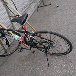 クロスバイクにスタンドは必要なの?