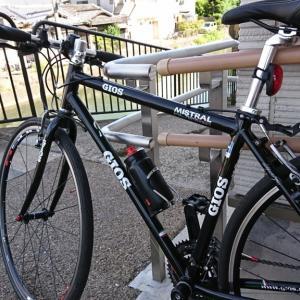 自転車通勤~2ヵ月目~