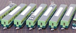 グリーンマックス 京阪9000系を作ってみた