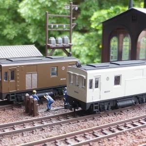 ノス鉄 富井電鉄DB20型、再び