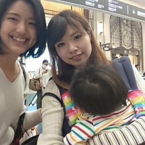 SNS疲れの私への救世主♡東京から歩くパワスポいっちゃんがヨガのレッスンに来たよ♡