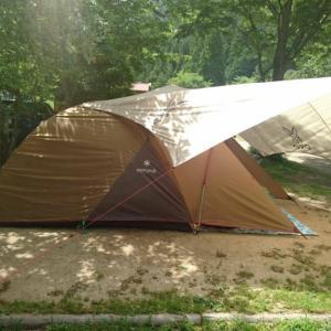 白の平オートキャンプ場にてホタルキャンプPart2