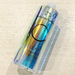 新商品!ルルルンの化粧水(クリア)を使ってみました♪