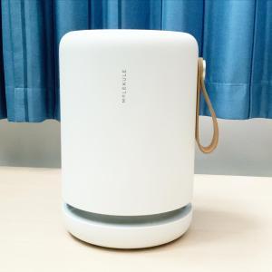 アメリカで人気の空気清浄機「モレキュル Air Mini+」を使ってみました〜!