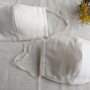 布ナプキン ガーゼマスクをお手に取ってご覧いただけます!