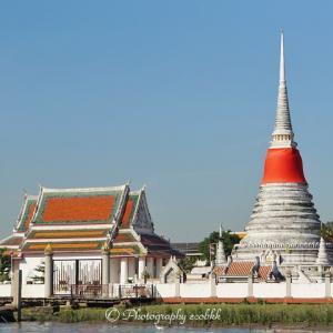 タイ・サムットプラカーン港から渡し船&ロットゥー、ソンテウで行ける観光スポット4選