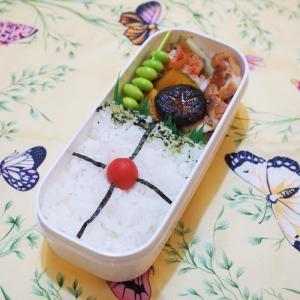 小さくなったお弁当の記録とおうち夜ごはん/My Homemade Lunchbox and Dinner/ข้าวกล่องเบนโตะและอาหารมื้อดึกที่ทำเอง