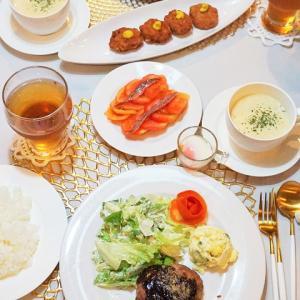 夜ご飯(3日分)の記録/My Homemade Dinner/อาหารมื้อดึกที่ทำเอง