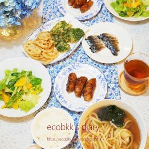 ガストーチバーナーで作れる!炙りしめさばとクリームブリュレのリベンジ/My Homemade Dinner/อาหารมื้อดึกที่ทำเอง