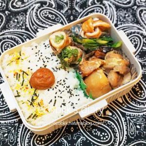 お弁当2日分の記録/My Homemade Boxed Lunch/ข้าวกล่องเบนโตะที่ทำเอง