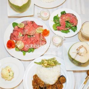 【洋食】カレーの日のサイドメニュー/My Homemade Food/