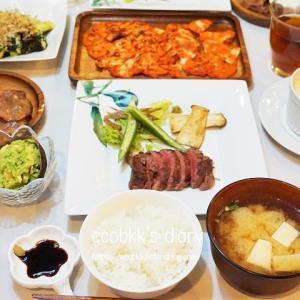 フジスーパーの牛タンがおいしくなった!?/My Homemade Dinner/อาหารมื้อดึกที่ทำเอง