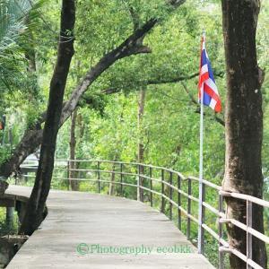 バンコク近郊サムットプラカーン県のピースアサムット要塞博物館へ/Phi Suea Samut Fort Musuem(พิพิธภัณฑ์ ป้อมผีเสื้อสมุทร)in Samut Prakan province, Thailand