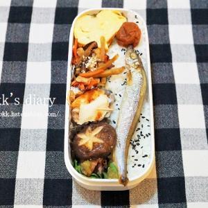 お弁当づくりの記録(3日分)/My Homemade Boxed Lunch/ข้าวกล่องเบนโตะที่ทำเอง