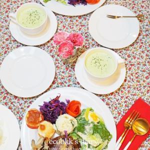 おうちハンバーグ(2日分)の記録/My Homemade Dinner/อาหารมื้อดึกที่ทำเอง
