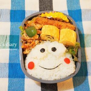 カエル弁当とパンダ弁当/My Homemade Lunchbox/ข้าวกล่องเบนโตะที่ทำเอง
