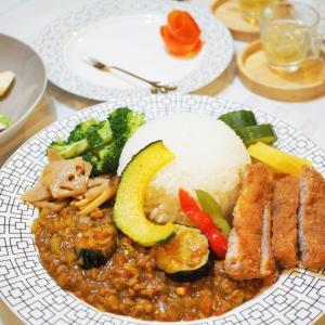 おうち夜ご飯のメニュー(5日分の記録)/My Homemade Dinner/อาหารที่ทำเอง