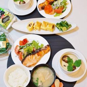 【和食】旅行前後のおうち夜ごはんの記録/Dinner at Home