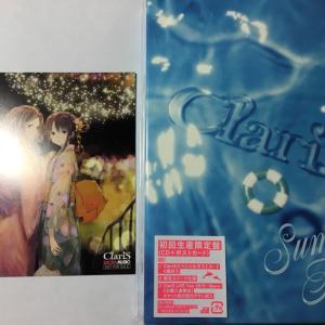 【ClariS】SUMMER TRACKS -夏のうた-&シグナル+今年のお盆の思い出
