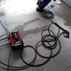 初めての排水管清掃