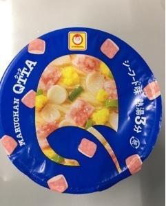マルちゃん QTTA(クッタ) シーフード味
