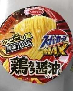エースコック スーパーカップ 鶏ガラ醤油ラーメン