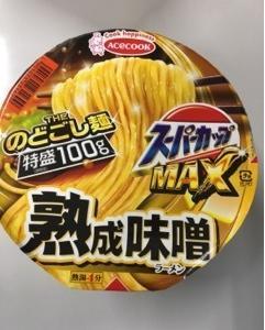 エースコック スーパーカップ 熟成味噌ラーメン