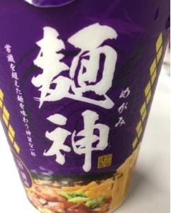 明星の麺神 旨醤油